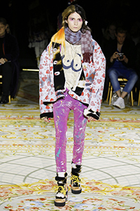 Vivienne WESTWOOD - AW17 (Marian Newman)