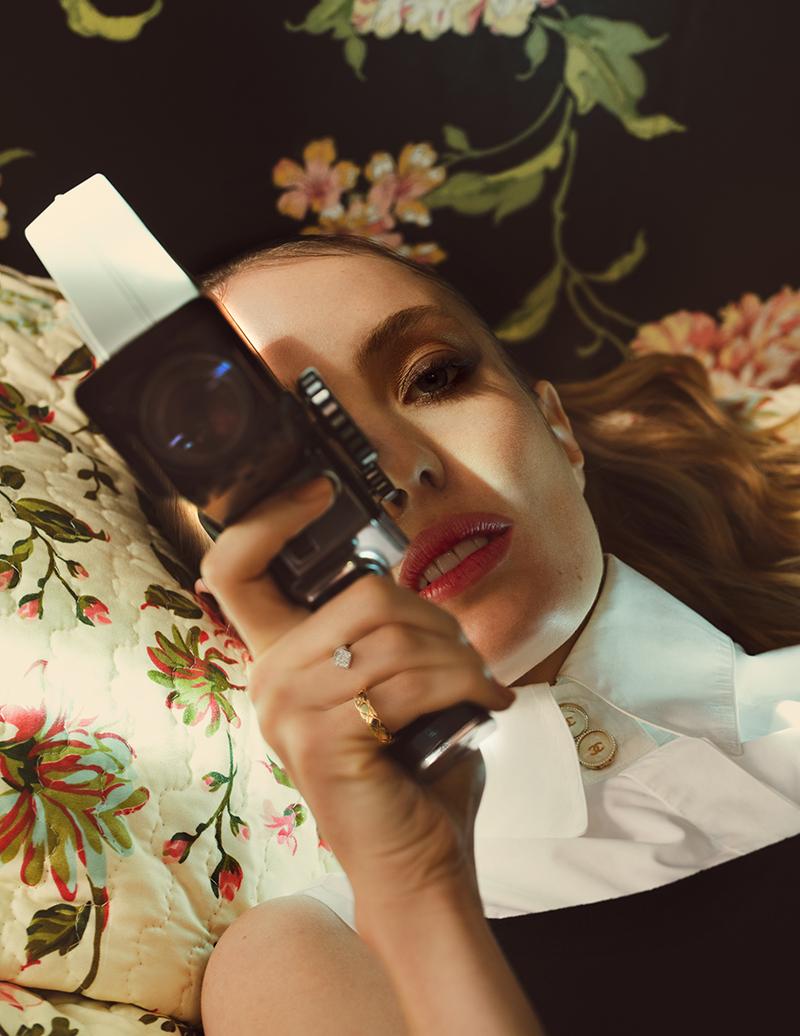 LAHA mag x Chanel (Vivienne Balla)